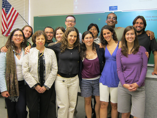 Anthropology and Development Course with Mary Allegretti, Spring 2010